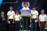 Nam sinh Bình Thuận vào chung kết Olympia 17
