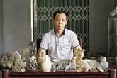 Người lưu giữ kho cổ vật dưới đáy sông Lục Nam