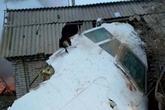 ÍMáy bay Thổ Nhĩ Kỳ lao xuống nhà dân ở Kyrgyzstan, 37 người chết