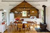"""Phòng bếp """"chất lừ"""" từ chất liệu gỗ tự nhiên chính là xu hướng năm nay"""