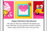 Facebook giới thiệu thiệp Valentine để bày tỏ yêu thương trong ngày lễ tình nhân