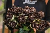 """Hoa hồng phủ chocolate Hà Lan, giá """"chát"""" vẫn """"cháy hàng"""" ngày 8/3"""