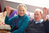 Cặp vợ chồng lấy nhau 71 năm chết cách nhau vài phút