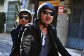 Vợ chồng Thu Trang đóng phim hài 'Chí Phèo ngoại truyện'