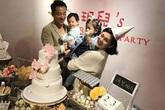 Từ Hy Viên tiết lộ chồng cưng chiều con gái như công chúa