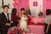 Lễ đính hôn vui nhộn của Khởi My và bạn trai kém bốn tuổi
