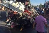 """Tài xế xe tải gây tai nạn thảm khốc làm 13 người chết không """"phê"""" ma túy"""