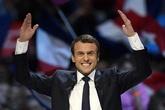 Ba lý do Macron trở thành tổng thống trẻ nhất Pháp