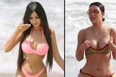 Cô gái Brazil chi 180 nghìn đôla để có vòng ba to hơn Kim Kardashian