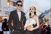 Angela Phương Trinh và bạn trai ra Phú Quốc xem show thời trang
