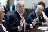 Cuộc họp nội các kỳ lạ của Tổng thống Trump