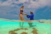 Hoa hậu Hoàn vũ 2013 ngập tràn hạnh phúc khi được bạn trai cầu hôn