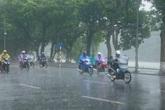 Miền Bắc mưa lớn diện rộng trong 3 ngày