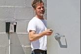 Brad Pitt lấy lại vẻ ngoài phong độ sau ly hôn