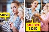 9 mẹo của người bán quần áo khiến bạn mua hớ