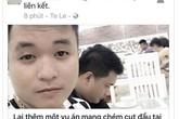 """Triệu tập người bịa đặt thông tin """"án mạng chém cụt đầu"""" trên Facebook"""