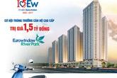 Eurowindow tặng 2017 phần quà kỷ niệm 15 năm thành lập