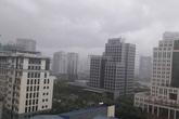 Hà Nội mưa to đến hết tuần