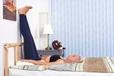 6 tư thế giúp bạn chìm vào giấc ngủ ngay tức khắc