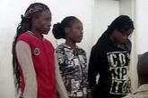 Ba cô gái bị bắt vì cưỡng hiếp mục sư ở Zimbabwe