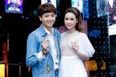 Hot girl 'Gia đình là số 1' lần cuối đóng MV cho Ngô Kiến Huy