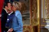 """Tổng thống Pháp bị phản ứng khi muốn """"chính danh"""" cho vợ"""