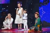 Thanh Thảo, Thủy Tiên nói liên tục, thí sinh 4 tuổi tỉnh bơ trả lời 'không hiểu'