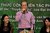 NSND Anh Tú và NSƯT Xuân Bắc là ứng viên giám đốc Nhà hát Kịch Việt Nam