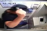 Đập vỡ cây ATM để bị bắt vì không trả được nợ