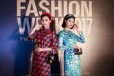 Chị em Á hậu Trà My, Thanh Tú chiếm sóng thảm đỏ thời trang