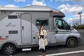 Đôi vợ chồng Việt - Nhật cùng con rong ruổi trên 'ngôi nhà di động' tiền tỷ