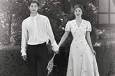 Ảnh cưới của Song Hye Kyo và Song Joong Ki