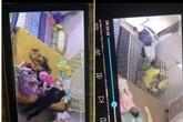 Phẫn nộ bé gái hơn một tháng tuổi bị người giúp việc hành hạ dã man