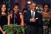 Obama trải lòng về cuộc sống trong Nhà Trắng của các con
