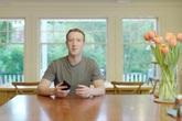 Thiết kế giản dị trong ngôi nhà triệu đô của ông chủ Facebook