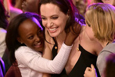 Mẹ đẻ Zahara thỉnh cầu Jolie cho nói chuyện với con gái