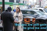 Đóng giả làm phụ nữ mang bầu đi xin thuốc lá, nữ phóng viên nhận kết quả bất ngờ