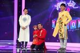 Trấn Thành, Chi Pu nể phục MC nhí 4 tuổi