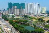"""""""Ngỡ ngàng"""" ngắm dự án cao cấp nhiều quảng trường nhất Hà Nội"""