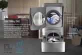 Mẫu máy giặt chinh phục hoàn toàn các bà nội trợ