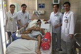 Bác sĩ kiên quyết từ chối cho bệnh nhân về chờ chết