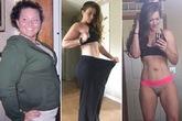 Cô gái béo lột xác thành biểu tượng sexy