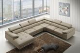 Không gian phòng khách thêm hiện đại cùng Sofa cao cấp