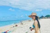 Hoa hậu Kỳ Duyên diện bikini, khoe body sexy tại đảo Bali