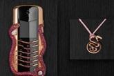 Những mẫu điện thoại Vertu đình đám