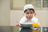 Hệ tiêu hóa cân bằng tự nhiên có vai trò gì trong chữa biếng ăn ở trẻ?