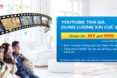 """Gói Video Data của MobiFone cho cả nhà """"cày phim, xem bóng"""" xả láng"""
