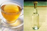 Da trắng mịn không tì vết nhờ pha trà xanh với rượu trắng theo cách này