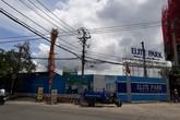 TP.HCM: Dự án bị tạm ngưng thi công, nợ tiền thuê đất vẫn bán rầm rộ