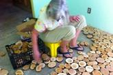 Ông lão xin cây đổ về đầy nhà làm sàn, ai cũng trầm trồ khi thấy thành quả